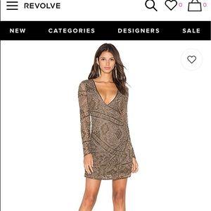 MAJORELLE Sequin Dress. Revolve Clothing